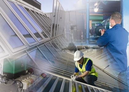 Building services maintenance: